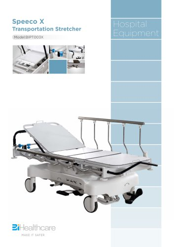 Brochure_Speeco X Transportation Stretcher(BIPT003X)_BiHealthcare