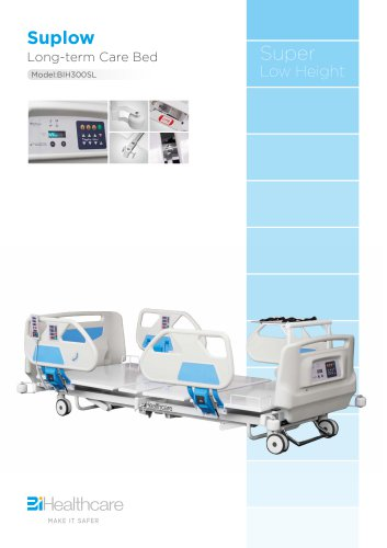 Brochure_Suplow LTC bed(BIH300SL)_BiHealthcare