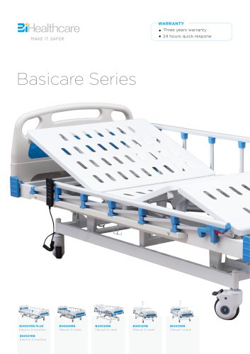 Catalogue_Basicare Series beds_BI Healthcare