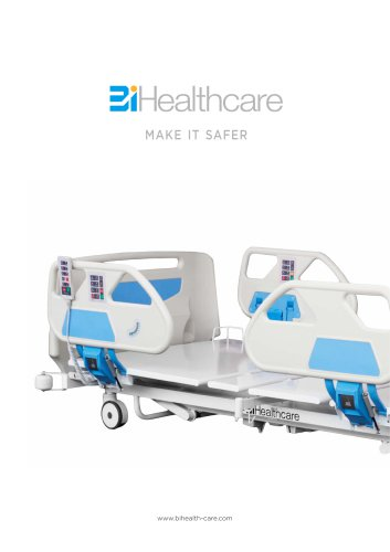 Catalogue_Hospital bed & Furniture_BiHealthcare