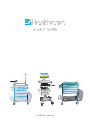 Catalogue_Medical cart_BiHealthcare