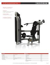 G3-S23 Converging Shoulder Press - 1