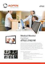Specsheet 21.5'' Medical Monitor
