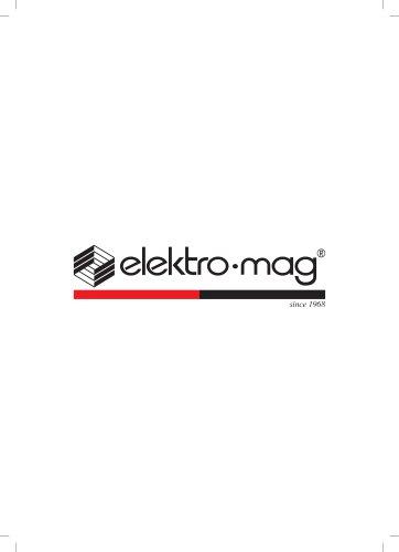 Elektro-mag catalog
