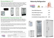 Maternity Refrigeration - 1