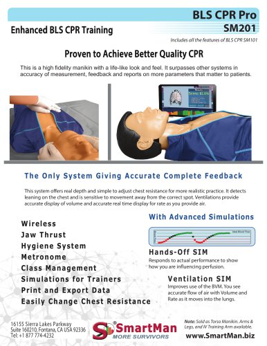 BLS CPR Pro