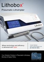 Pneumatic Lithotripter -LITHOBOX - 1