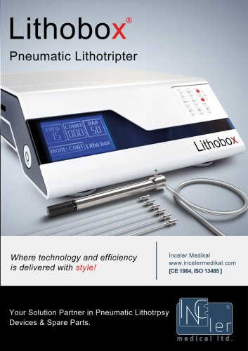 Pneumatic Lithotripter -LITHOBOX