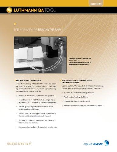 Luthmann QA Tool