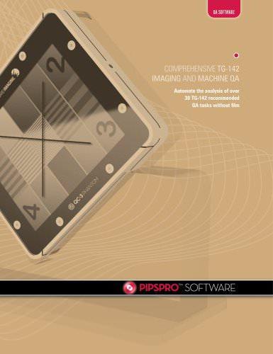 PIPSpro Software Brochure