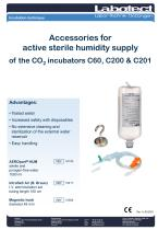 Active Sterile Humidity
