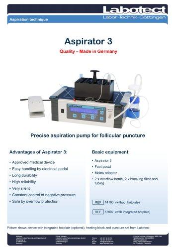 Aspirator 3
