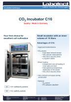 CO₂ Incubator C16