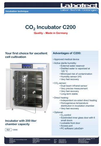 CO₂ Incubator C200