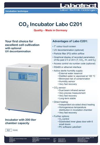 CO2 Incubator Labo C201
