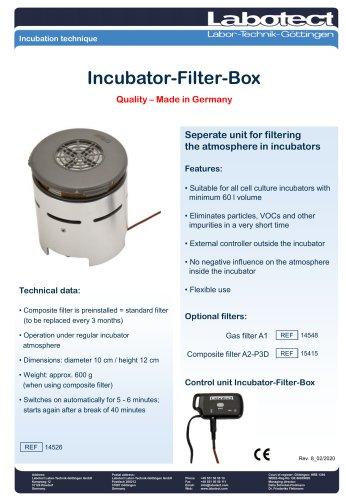 Incubator-Filter-Box