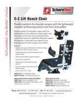 E-Z Lift Beach Chair Sell Sheet
