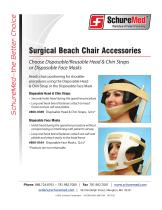 Facemask & Head Chin Strap Sell Sheet