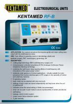 KENTAMED RF-B 4 MHz