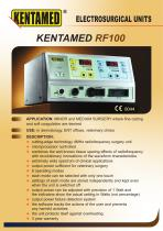 KENTAMED RF100 4 MHz