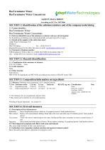BacTerminator MSDS