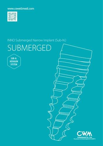 INNO Submerged Narrow Implant