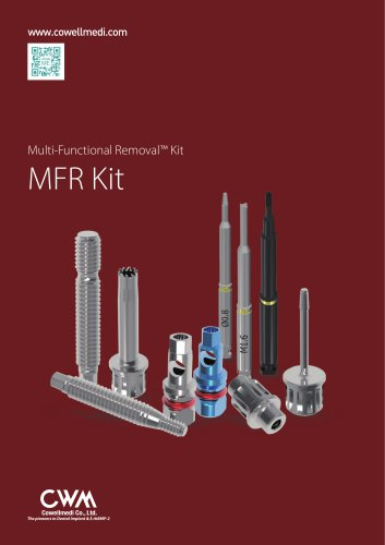 MFR Kit (Multi-Functional Removal™ Kit)