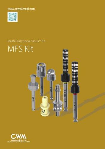 MFS Kit (Multi-Functional Sinus™ Kit)