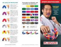 PlaySafe® Mouthguard