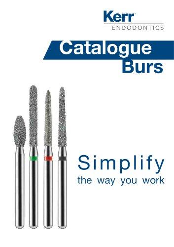 Burs catalogue