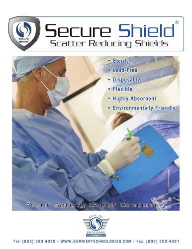 Secure Shield Pads & Drapes