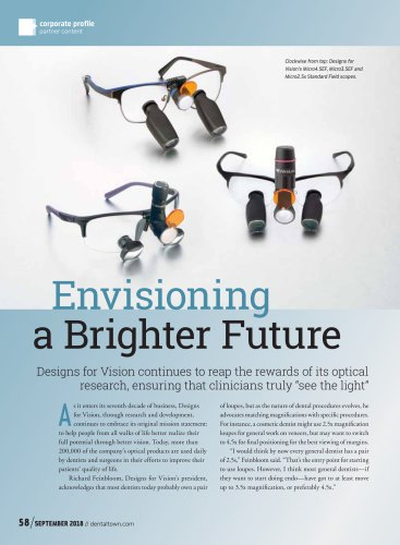 Envisioning a Brighter Future