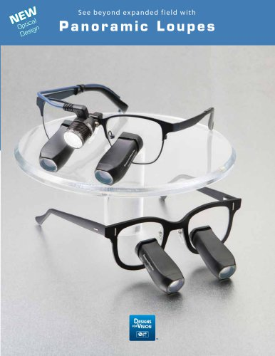 Panoramic Loupes Designs For Vision Inc Pdf Catalogs