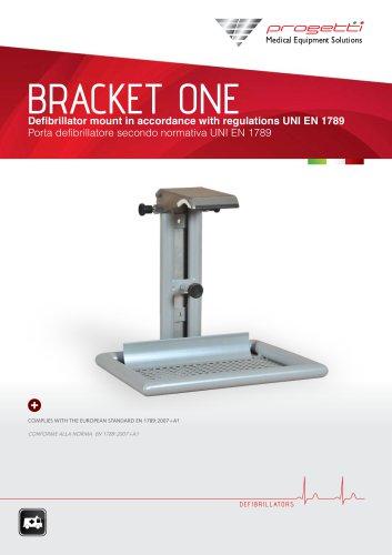 BRACKET ONE