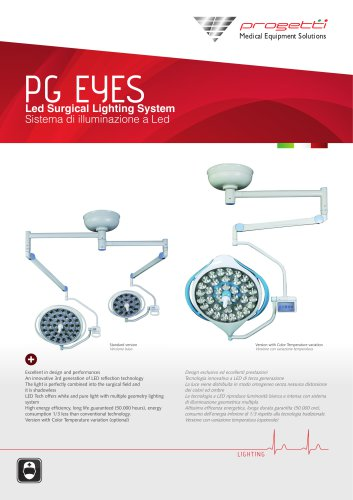 PG EYES LIGHTING SYSTEM