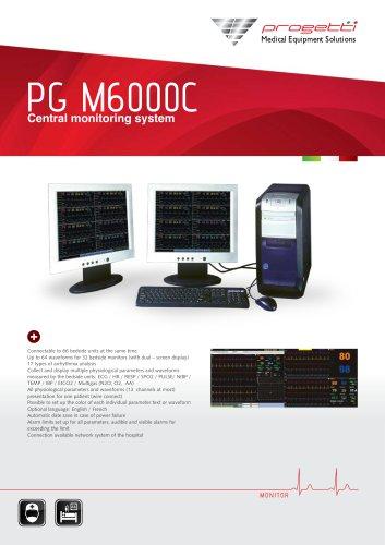 PG M6000C