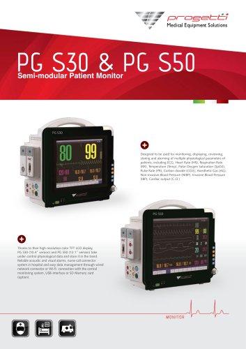 PG S30 & PG S50