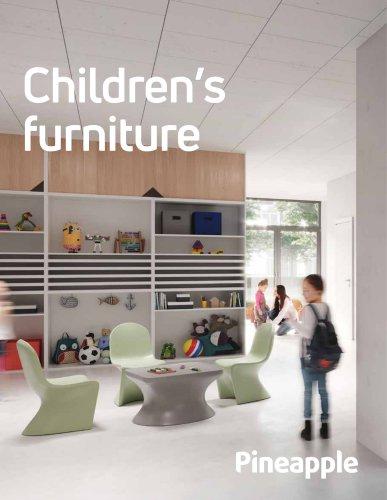 Children's Furniture Product Brochure