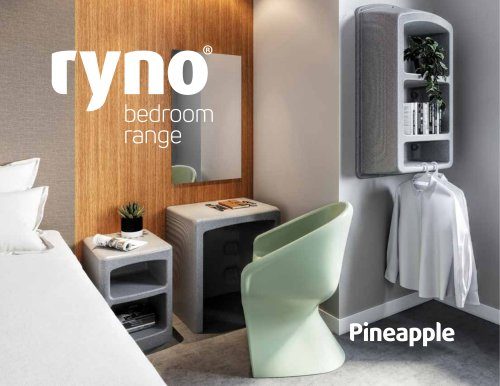 Ryno Bedroom Brochure Pineapple Pdf Catalogs Technical Documentation