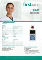 Holter ECG - EH-12 - 1
