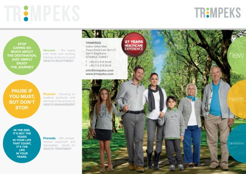 TRIMPEKS COMPANY
