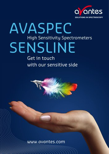 SensLine brochure