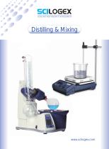 SCILOGEX Heating, Stirring, Mixing & Distilling Catalog