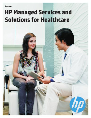 HP Managed Services and Solutions for Healthcare