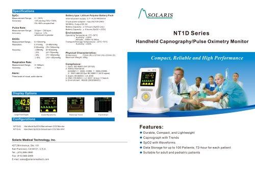 NT1D Series (Li Battery)