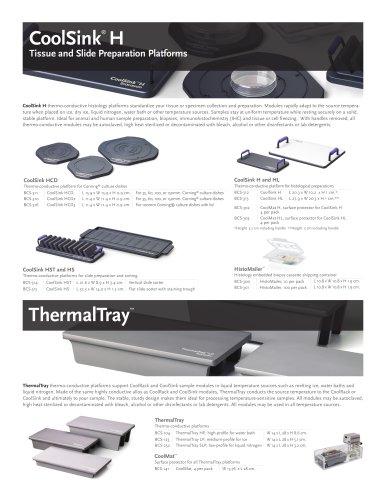 ThermalTray Platforms