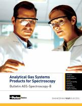 Analytical Gas Systems Products for Spectroscopy