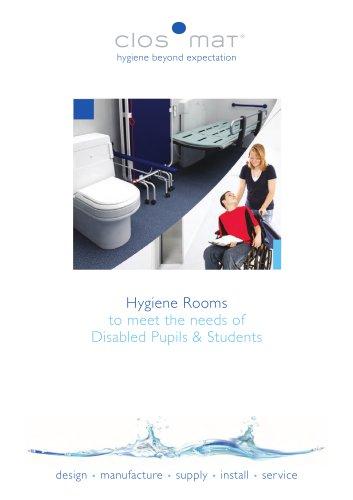 Hygiene Rooms