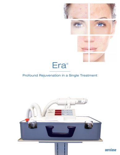 laser skin rejuvenation LightPod Era