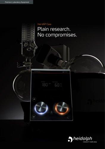 Hei-VAP Core Plain research No compromises-